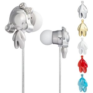 Monster Harajuku In-Ear Headphones Listen to the Supersonic Sound of Cuteness