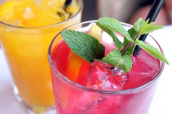 Summer Fruit Cocktail Recipe
