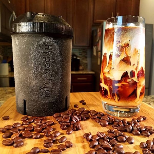 3 Reasons Why You Need This HyperChiller Iced Coffee Maker ...